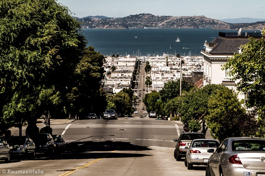 Streets of San Francisco II
