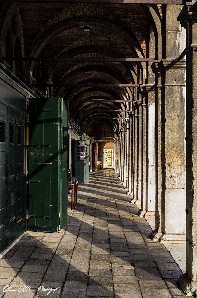 Alte Gemäuer und Gewölbe