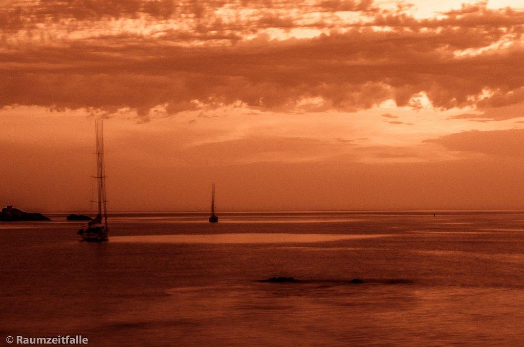 Sunset @ Centrui Port