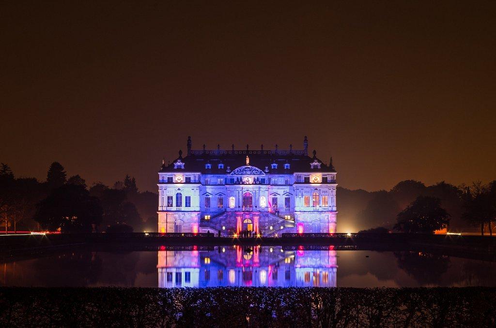Blaues Palais im Großen Garten
