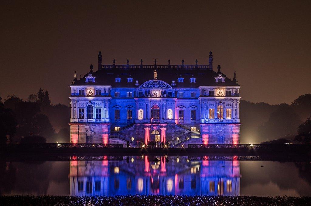Blaues Palais #1