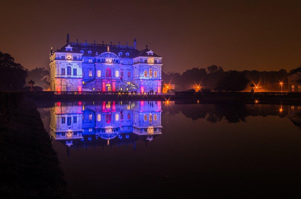 Blaues Palais #3