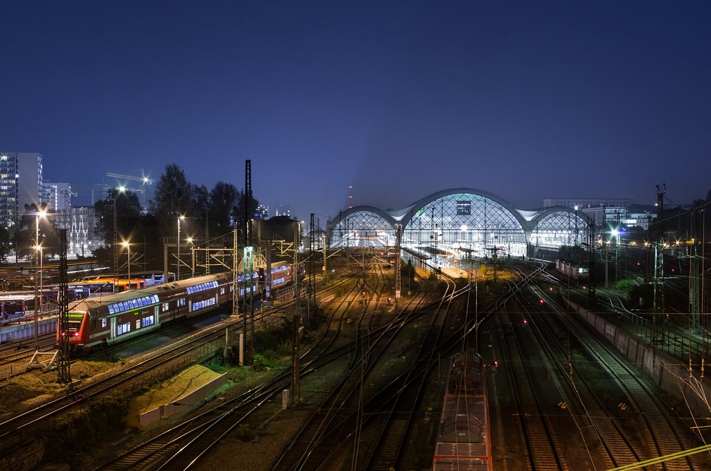 Dresden Main Station