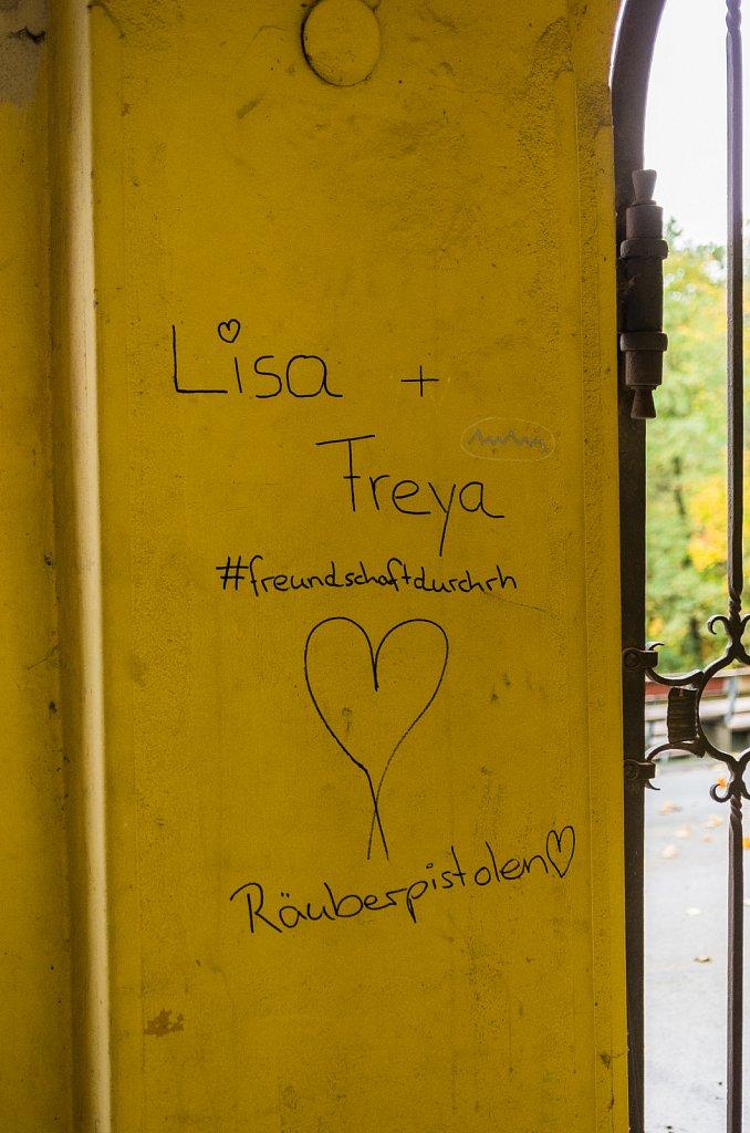 Räuberpistolen: Lisa + Freya
