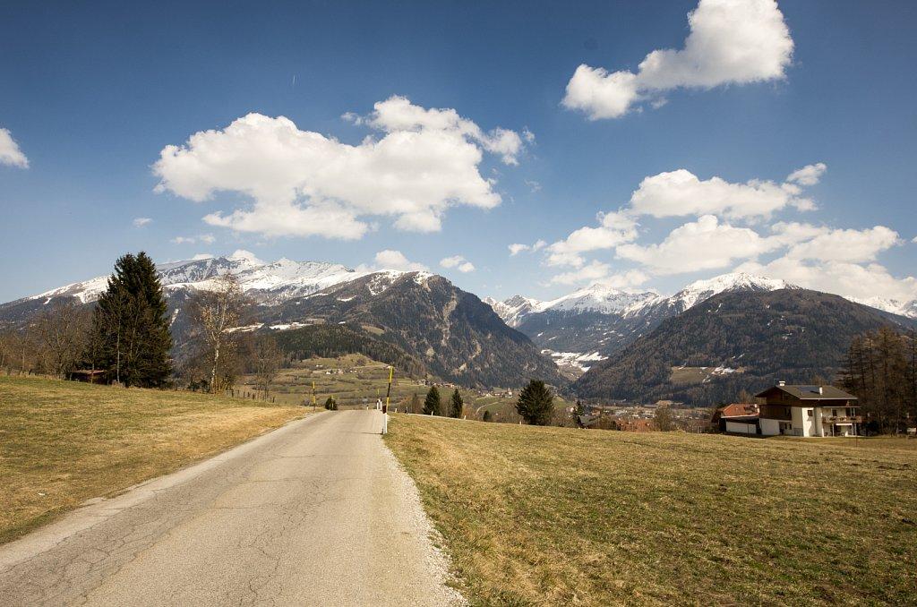 Somewhere near Bolzano