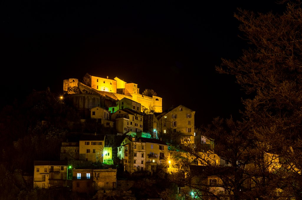 Corte at night I