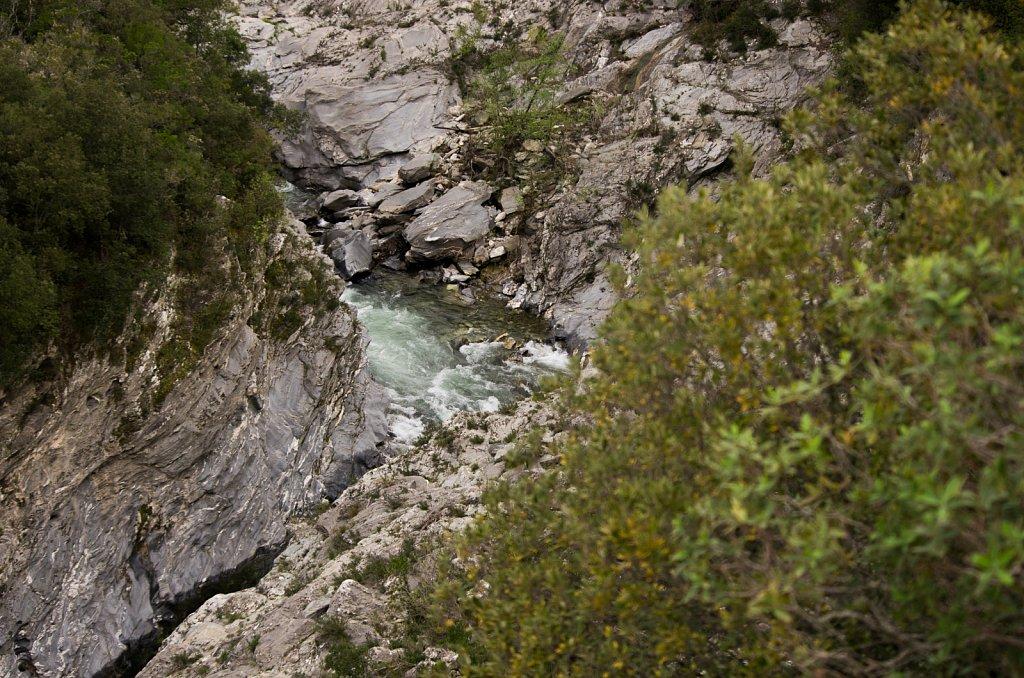 Tavignano Canyon I